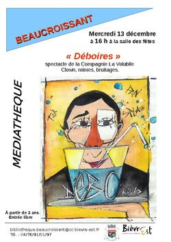 DEBOIRES Spectacle musical