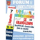 FORUM DES ASSOCIATIONS - Le Grand-Lemps