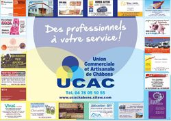 Union des Commerçants